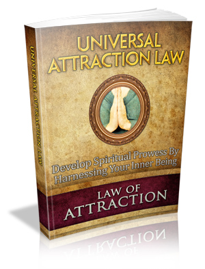 Universal Attraction Law - Ebook With Mrr 