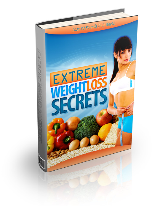 Extreme Weight Loss Secrets with Private Label Rights - Download eB.
